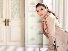 Actress Rani Mukerji. (Photo Courtesy: Charudutt Chitrak) by .