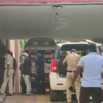 Sushant Singh Rajput body reaches Cooper Hospital, Juhu, for an autopsy.. by .