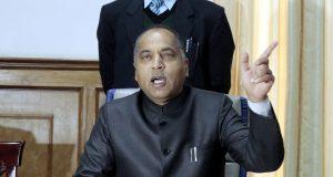 Himachal Pradesh Chief Minister Jai Ram Thakur. (File Photo: IANS) by .