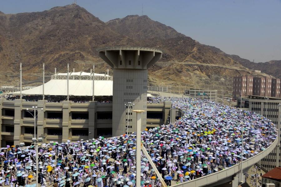 SAUDI ARABIA-MECCA-MINA-HAJJ-STAMPEDE-DEATH TOLL by .