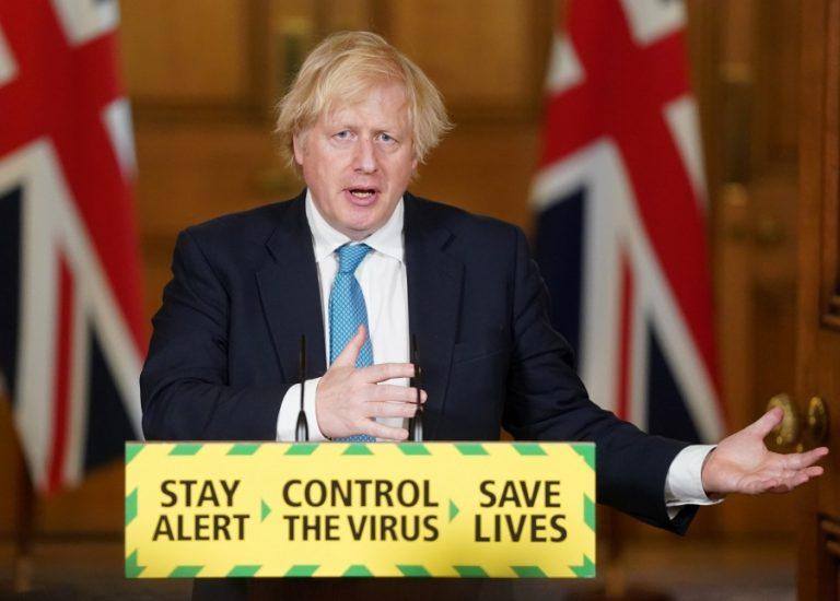 Boris Johnson Covid-19 Presser 16/06 by .
