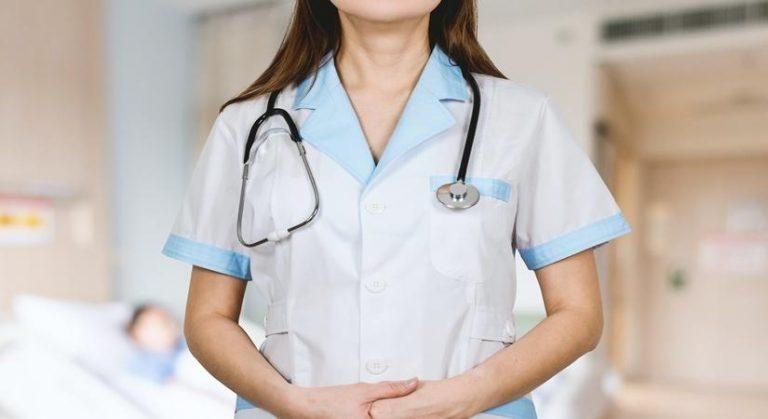 Nurses, heroes on the frontline. by .