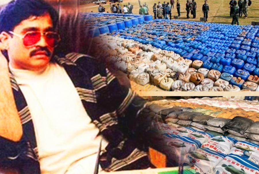 Asia's biggest ever drug seizure: D-company's SE links under lens (IANS Exclusive). by .