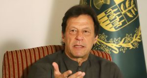 Imran Khan. (File Photo: IANS) by .