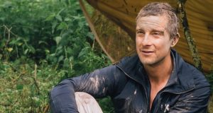 Bear Grylls shares his love for India. by .