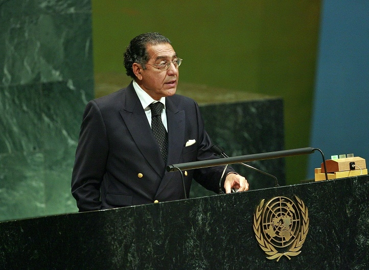 Munir Akram, who has been appointed Pakistan's Permanent Representative to the United Nations. (File Photo: UN) by .